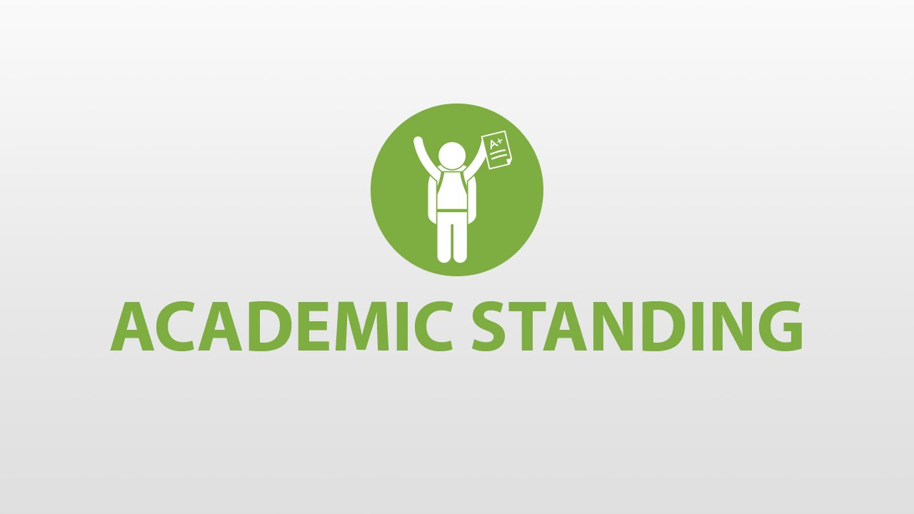 Academic Standing Policy